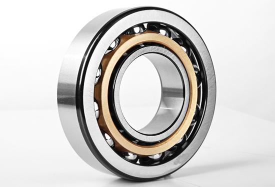 Single row angular contact ball bearing