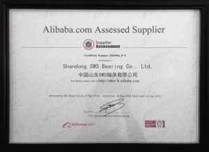 Alibaba certified merchants,sws-bearings