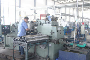 Bearing production workshop of SWS Bearings LTD