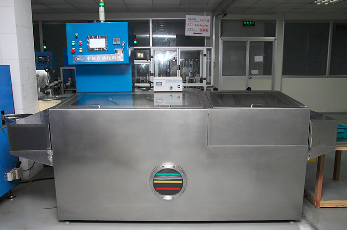 Bearing quality testing instrument of SWS Bearings LTD