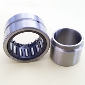 Needle roller / angular contact ball bearings