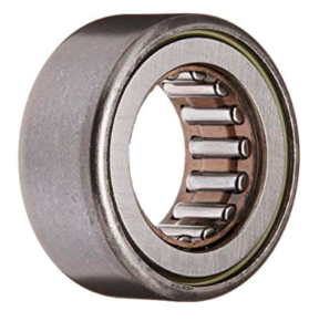 Self-aligning needle roller bearing